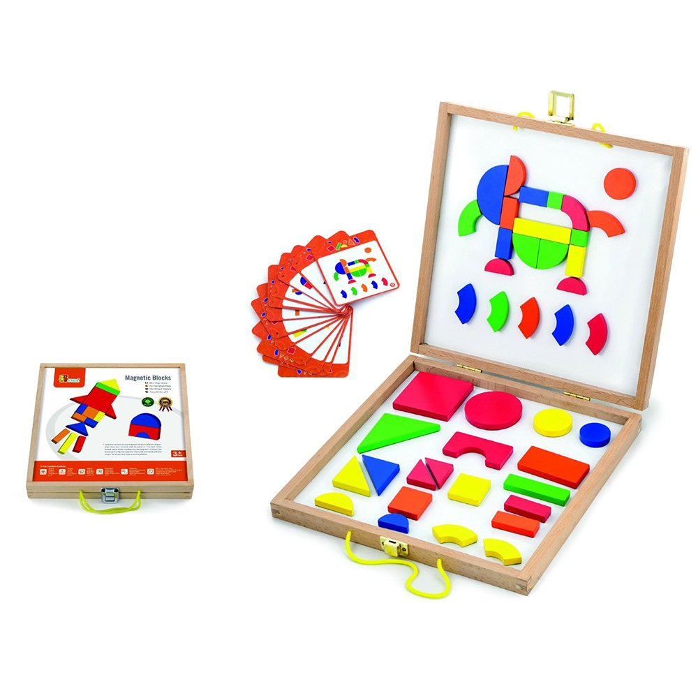 Viga Magnetic Blocks
