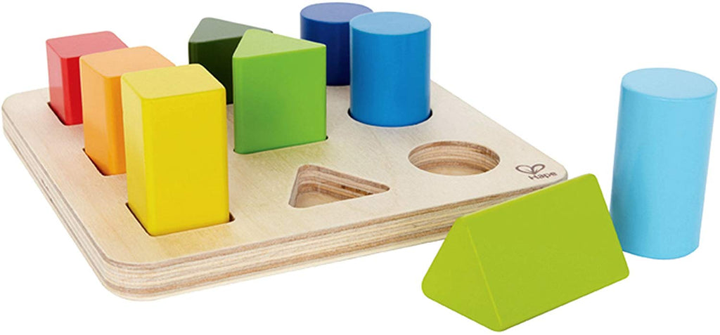 Hape Color and Shape Sorter