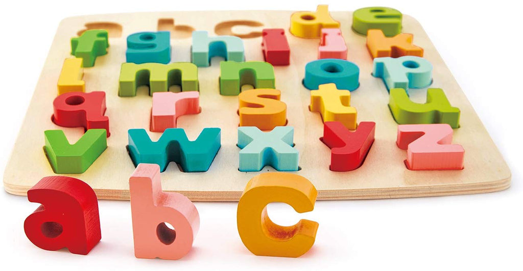 Hape Lower Case Chunky Puzzle