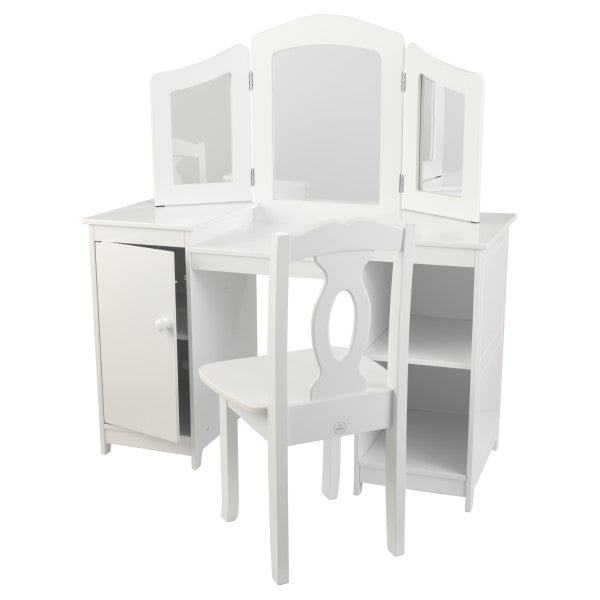 Deluxe Vanity Table & Chair