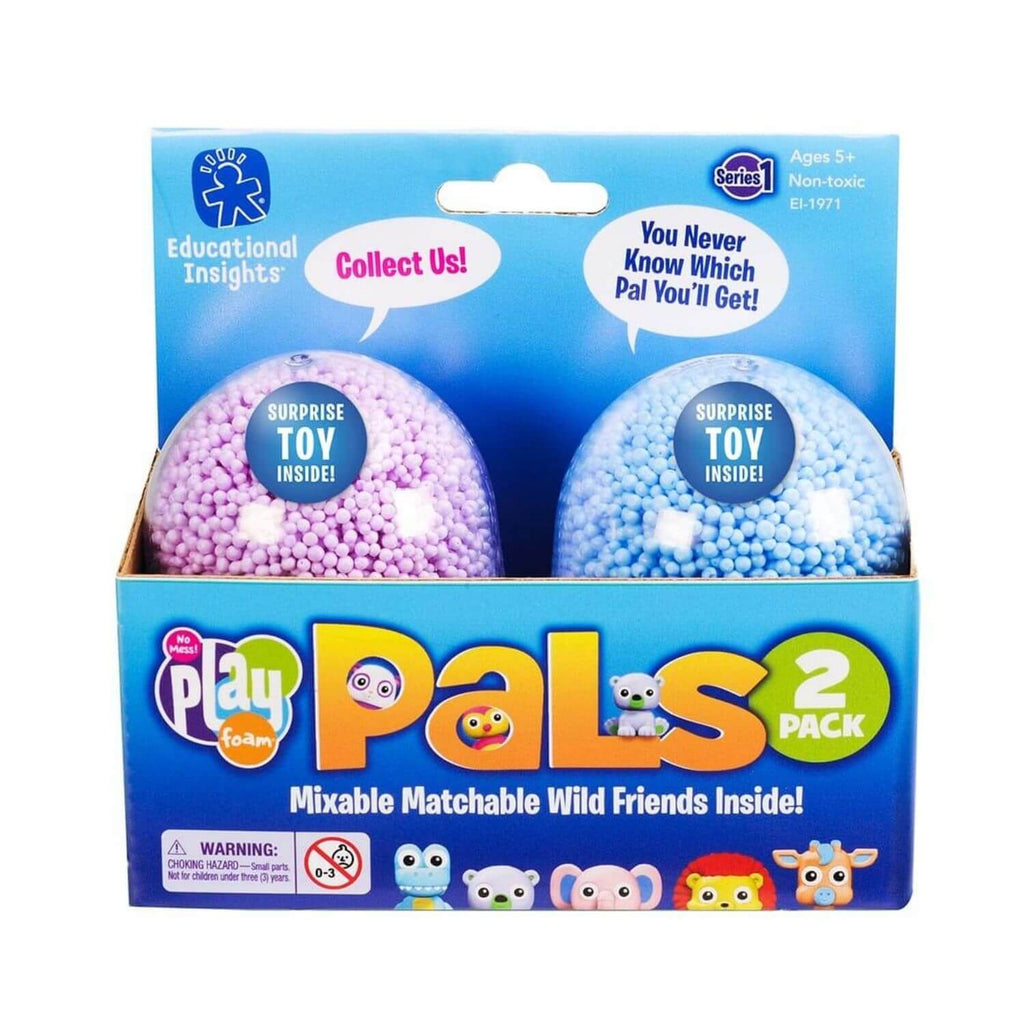Educational Insights Playfoam Pals Wild Friends Set of 2