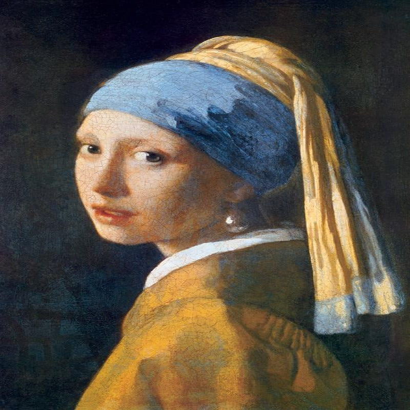 EuroGraphics Girl With The Pearl Earring 1000 Pieces Puzzle