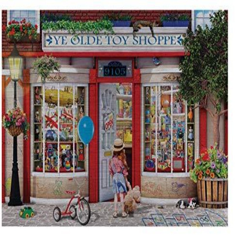 EuroGraphics Ye Olde Toy Shoppe By Paul Paul Normand  1000 Pieces Puzzle