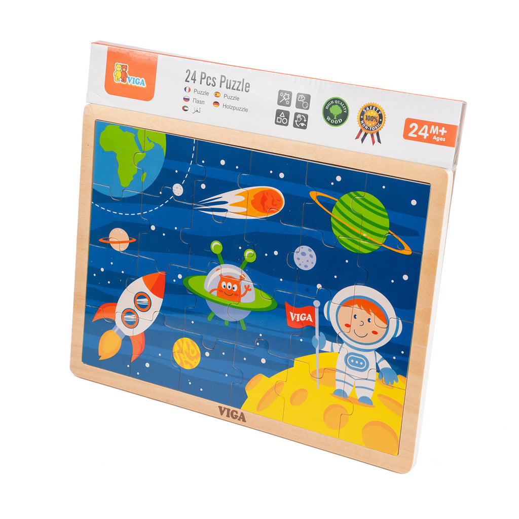 Viga 24 pc Puzzle - Space