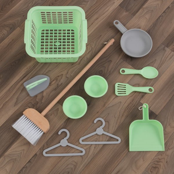 Kidkraft 2-in-1 Kitchen and Laundry