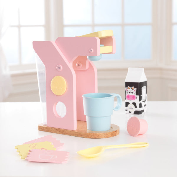 Kidkraft Coffee Set - Pastel