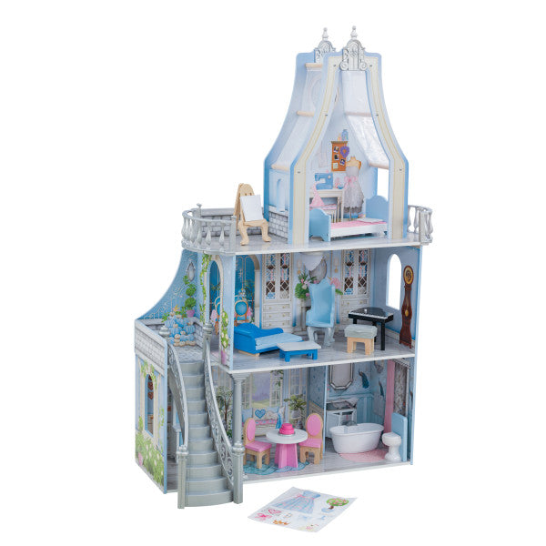 Kidkraft Magical Dreams Castle Dollhouse with EZ Kraft Assembly™