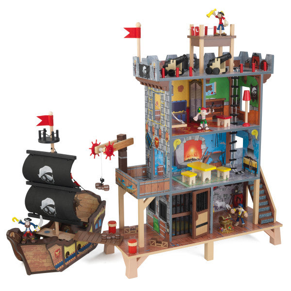 Kidkraft Pirate's Cove Play Set