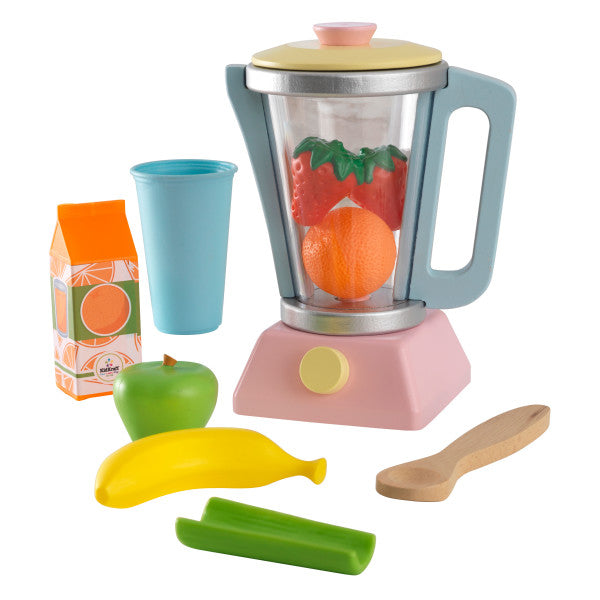 Kidkraft Smoothie Set - Pastel