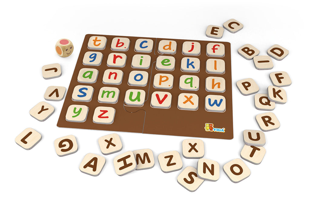 Viga Learning Alphabet Game