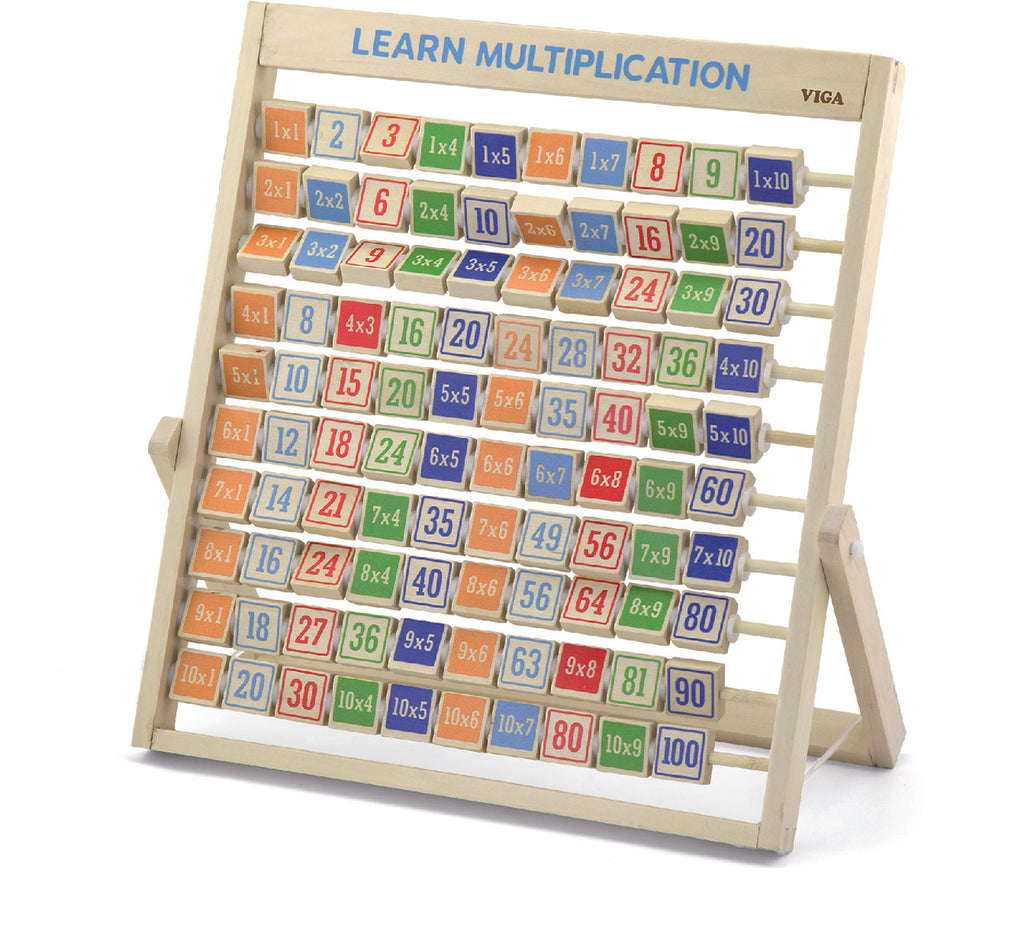 Viga Learning Multiplication