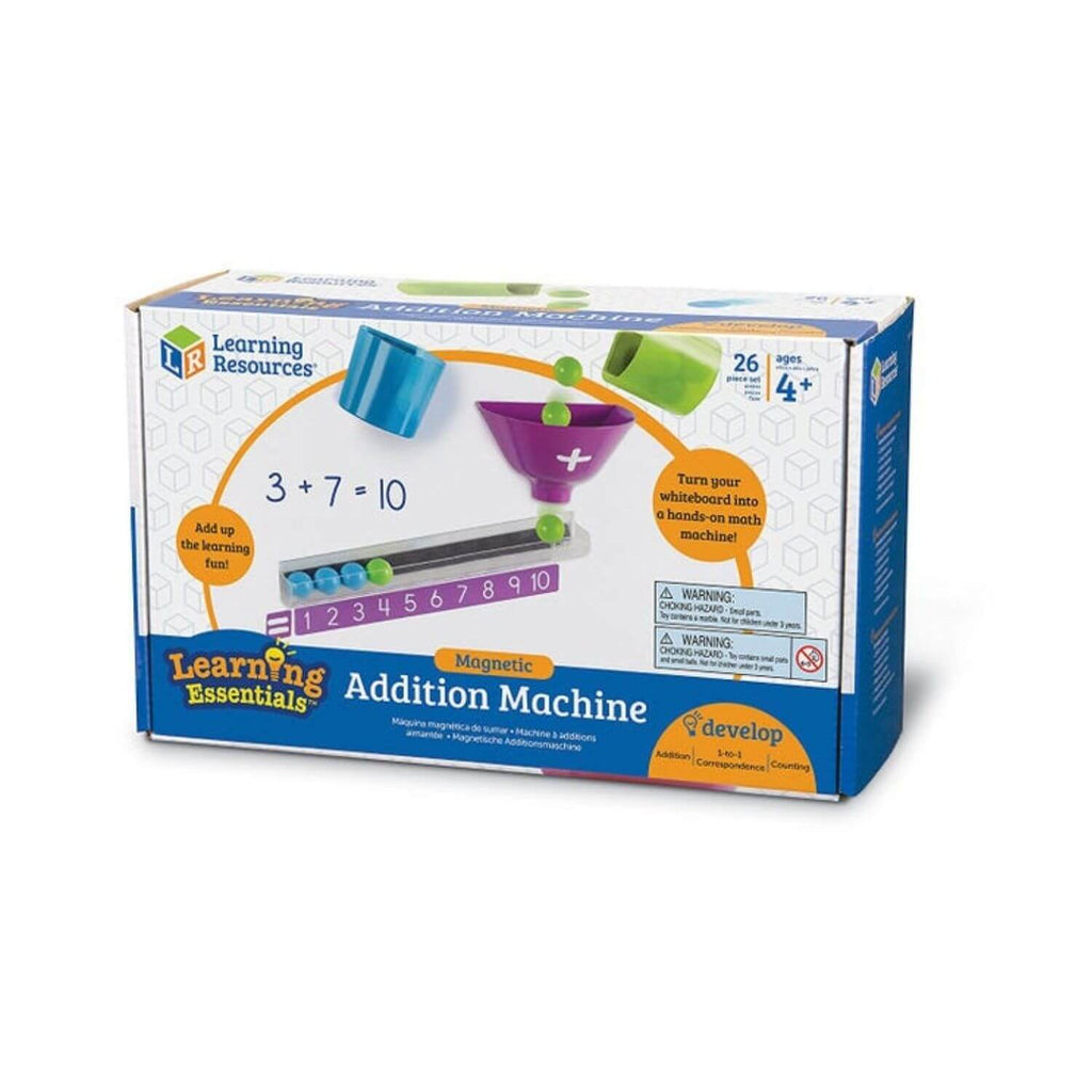 Learning Resources Magnetic Adding Machine 2