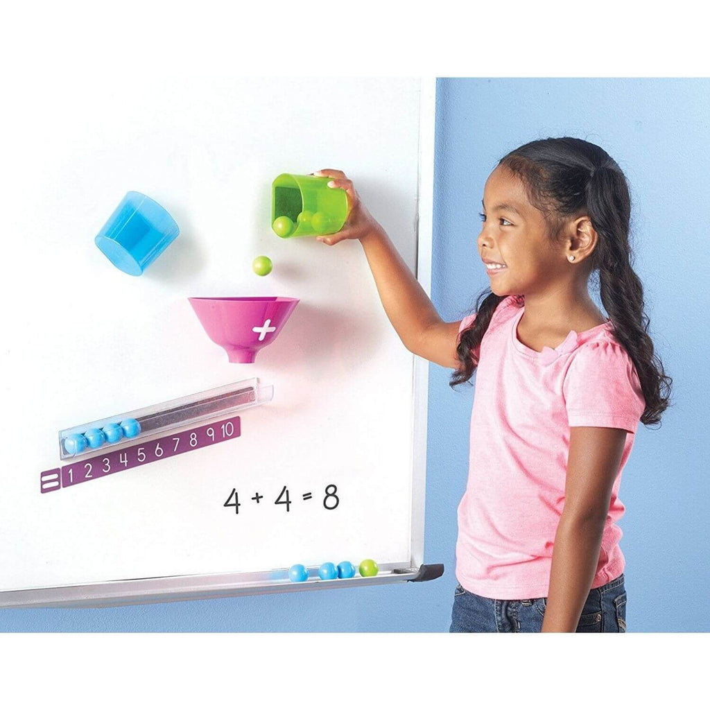 Learning Resources Magnetic Adding Machine