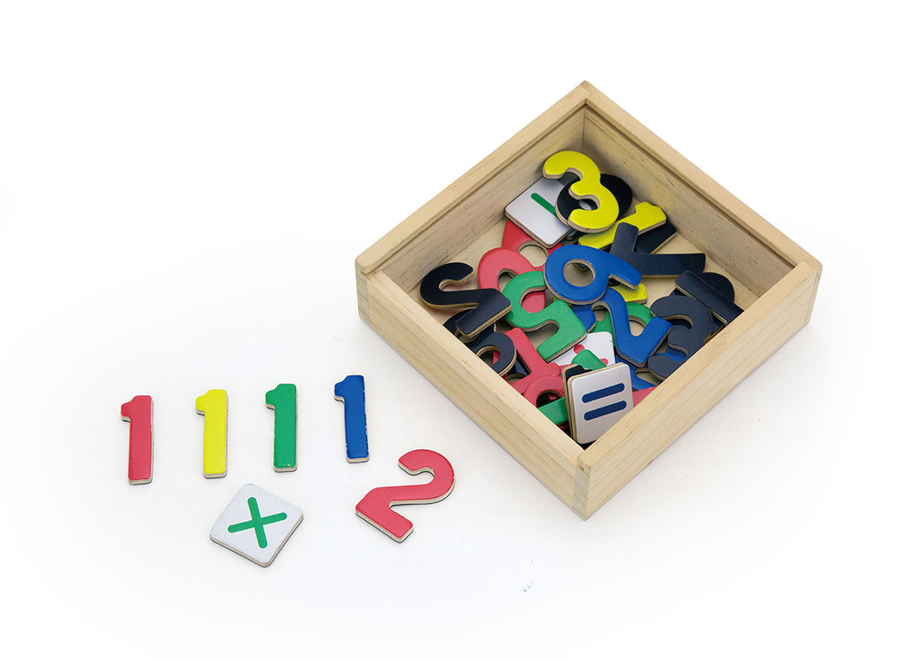 Viga Magnetic Numbers (37Pcs)