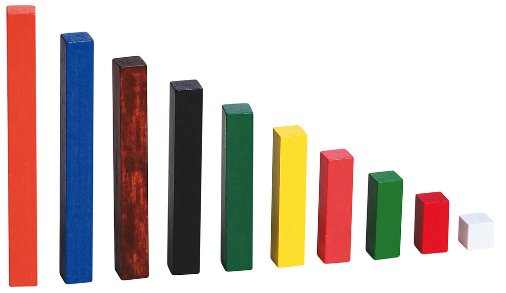 Viga Maths Blocks Set
