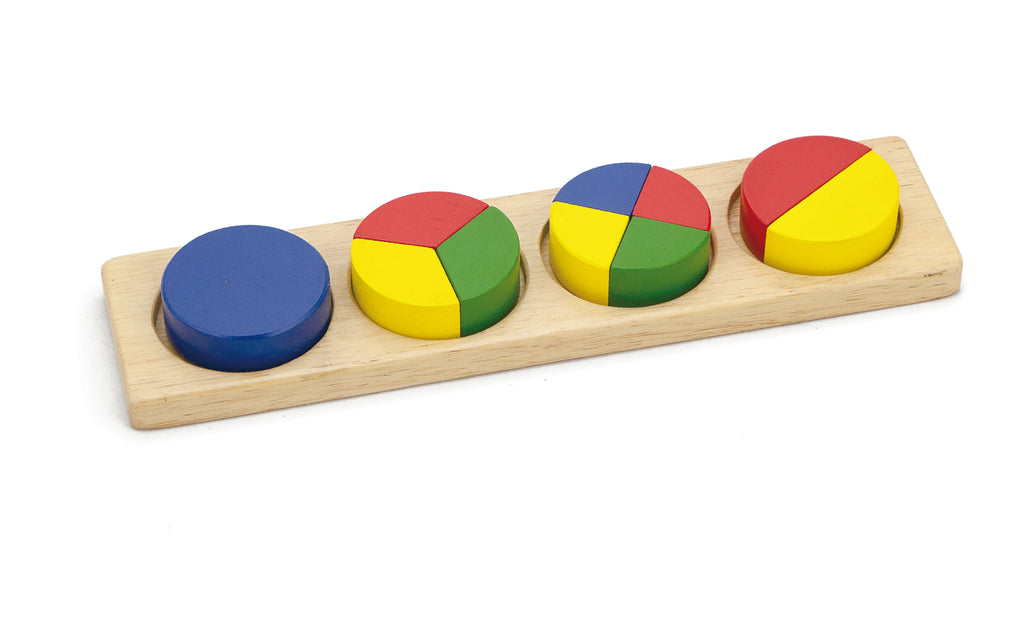 Viga Maths Blocks (Circles)
