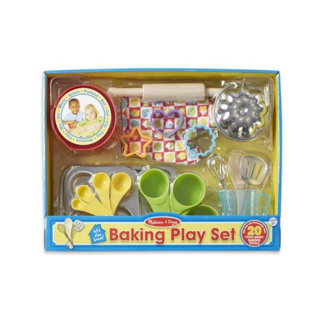 Melissa & Doug Baking Play Set 5