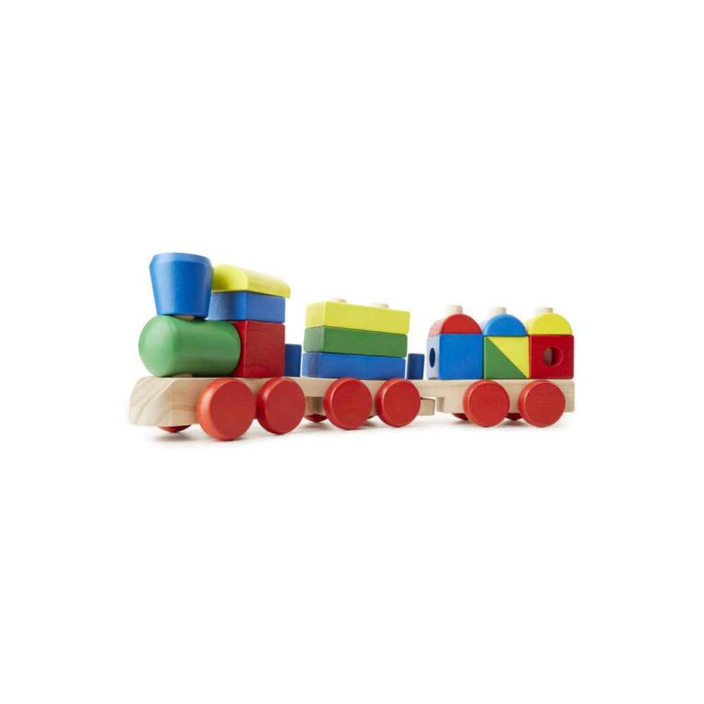 Melissa & Doug Classic Toy – Stacking Train