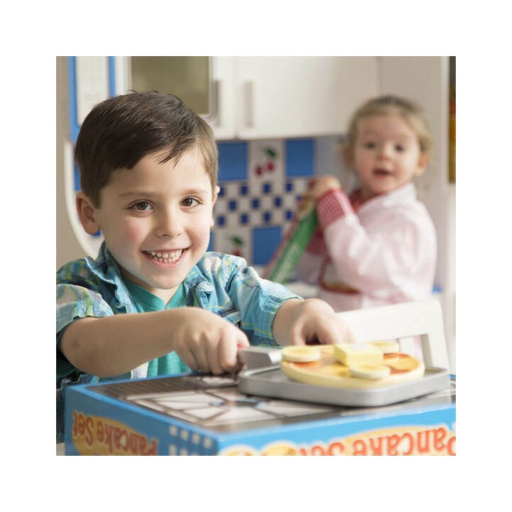 Melissa & Doug Flip & Serve Pancake Set 2