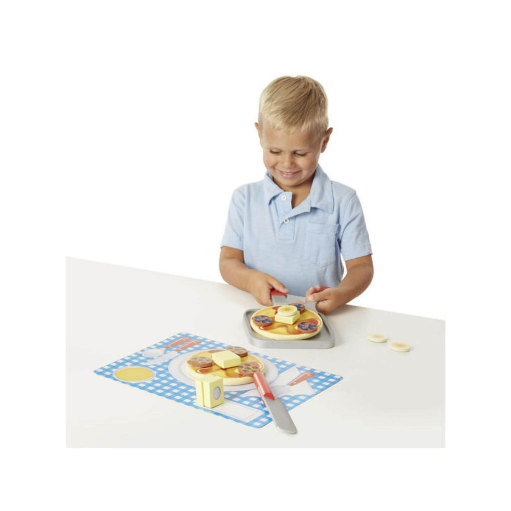 Melissa & Doug Flip & Serve Pancake Set 3
