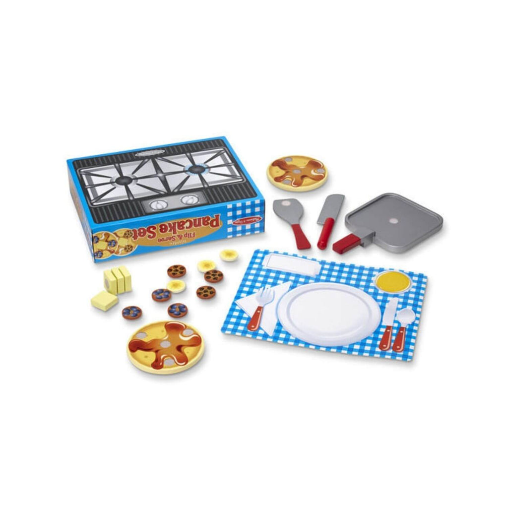 Melissa & Doug Flip & Serve Pancake Set 4