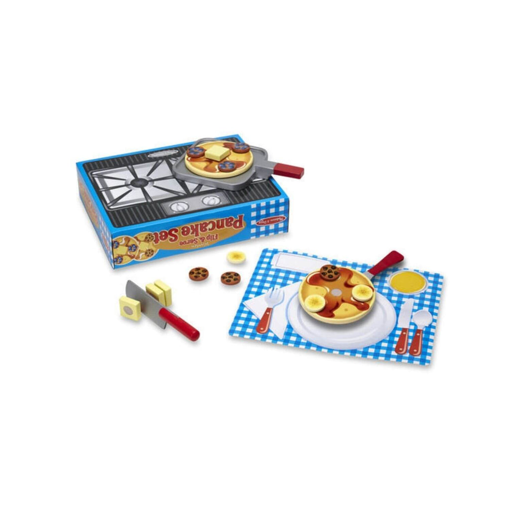 Melissa & Doug Flip & Serve Pancake Set 5