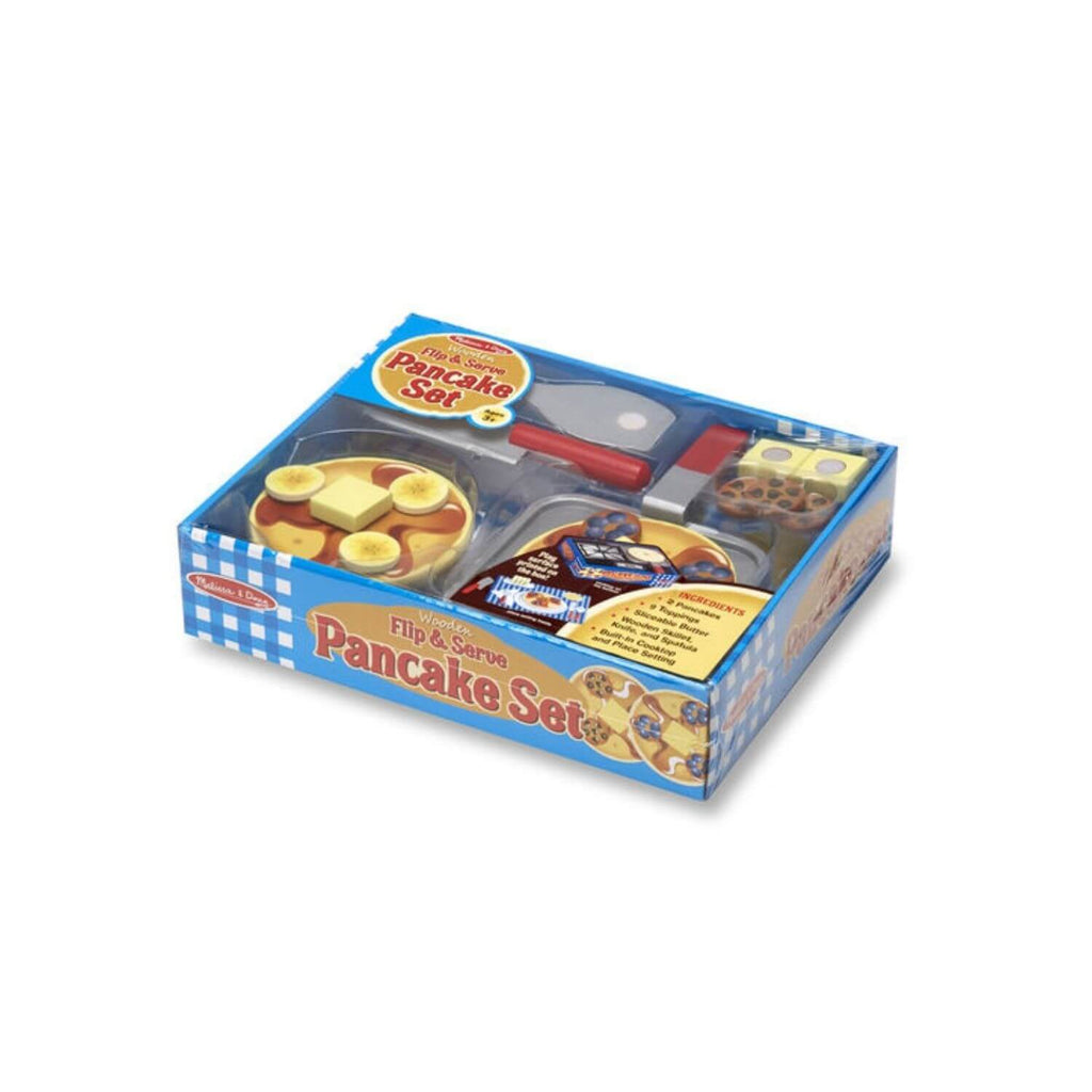 Melissa & Doug Flip & Serve Pancake Set 7