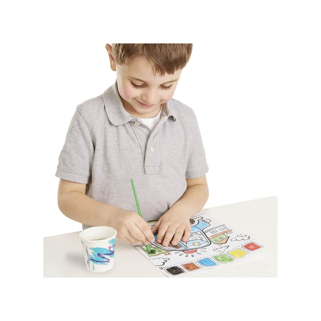 Melissa & Doug Paint with Water – Vehicles 2