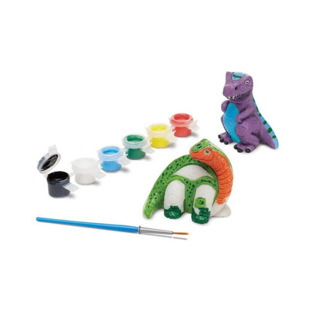 Melissa and Doug Created by Me Dinosaur Figurines