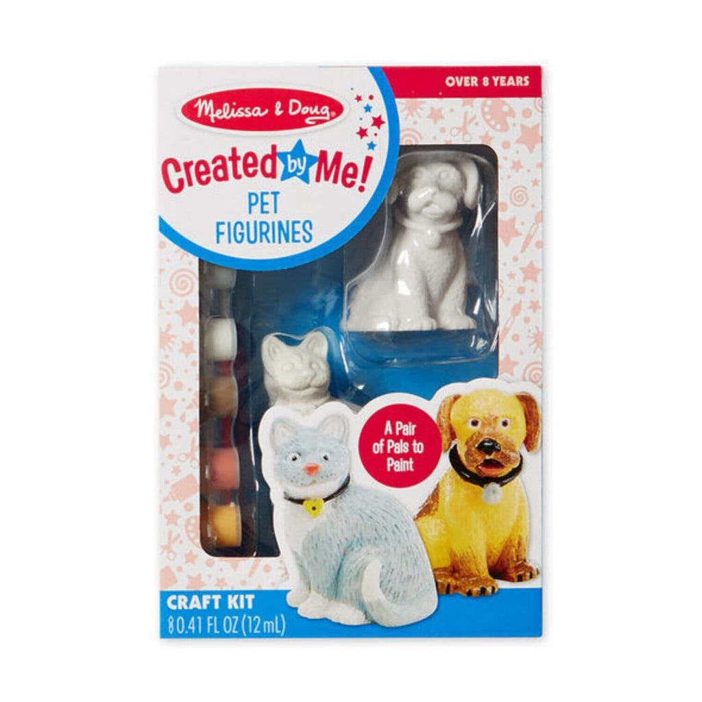 Melissa and Doug Created by Me Pet Figurines