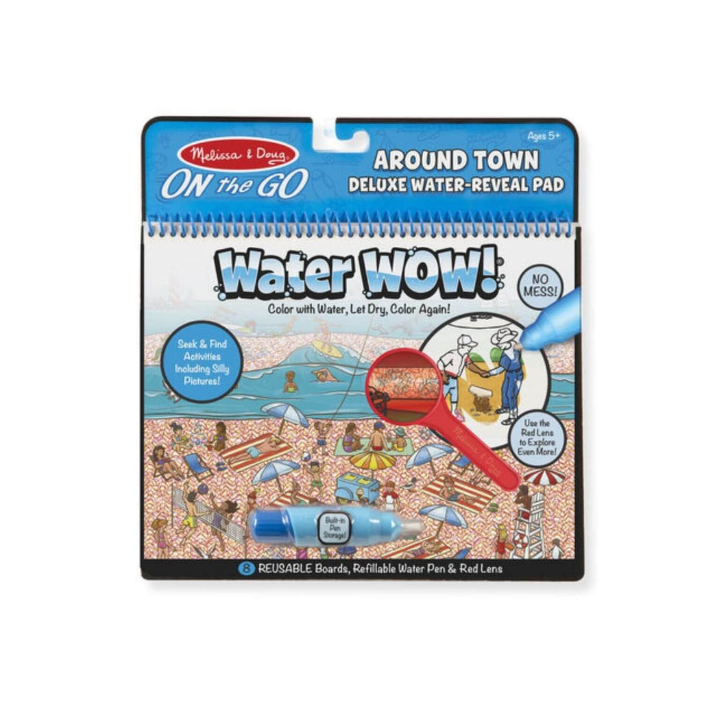 Melissa and Doug On the Go Water Wow Around Town