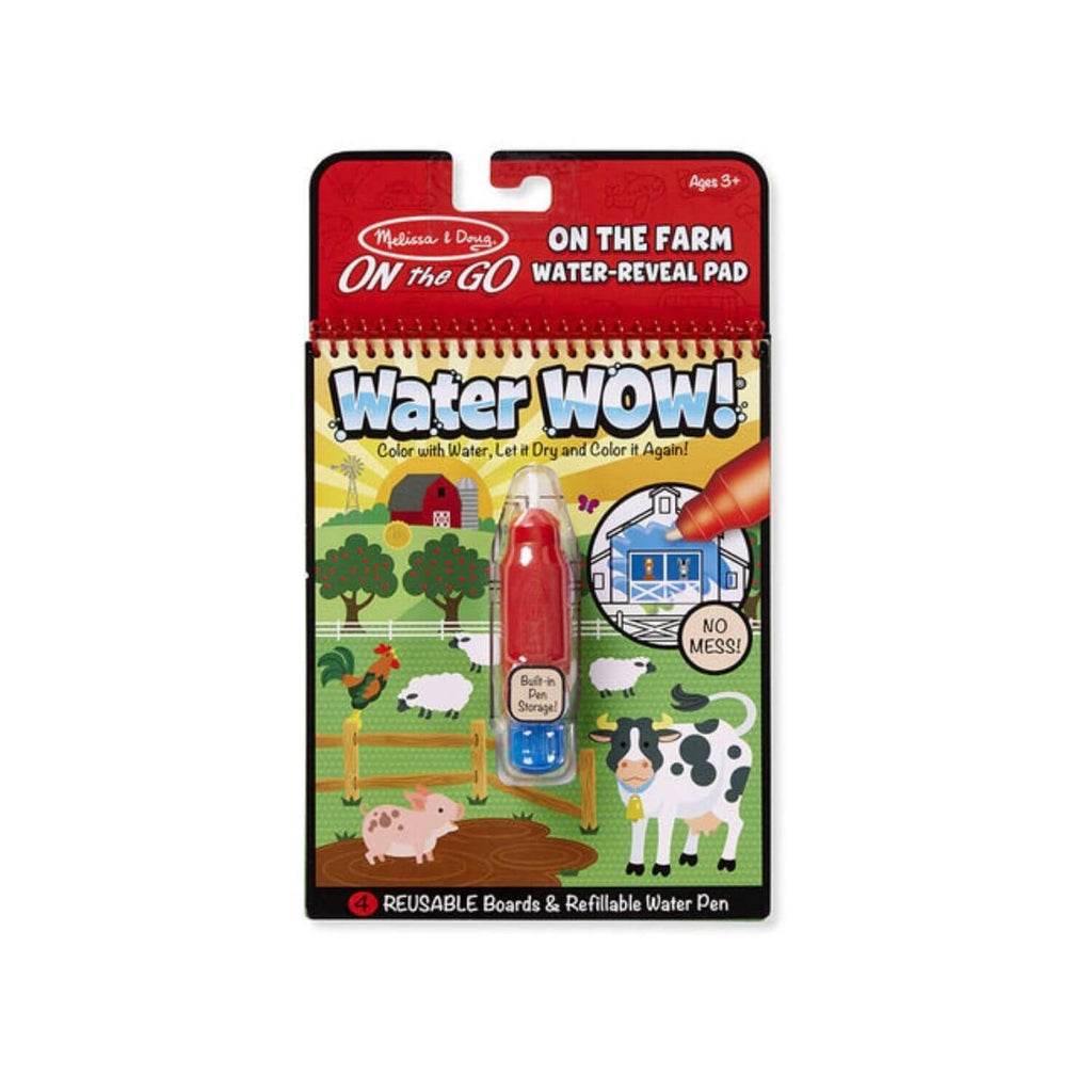 Melissa and Doug Water Wow On the Farm