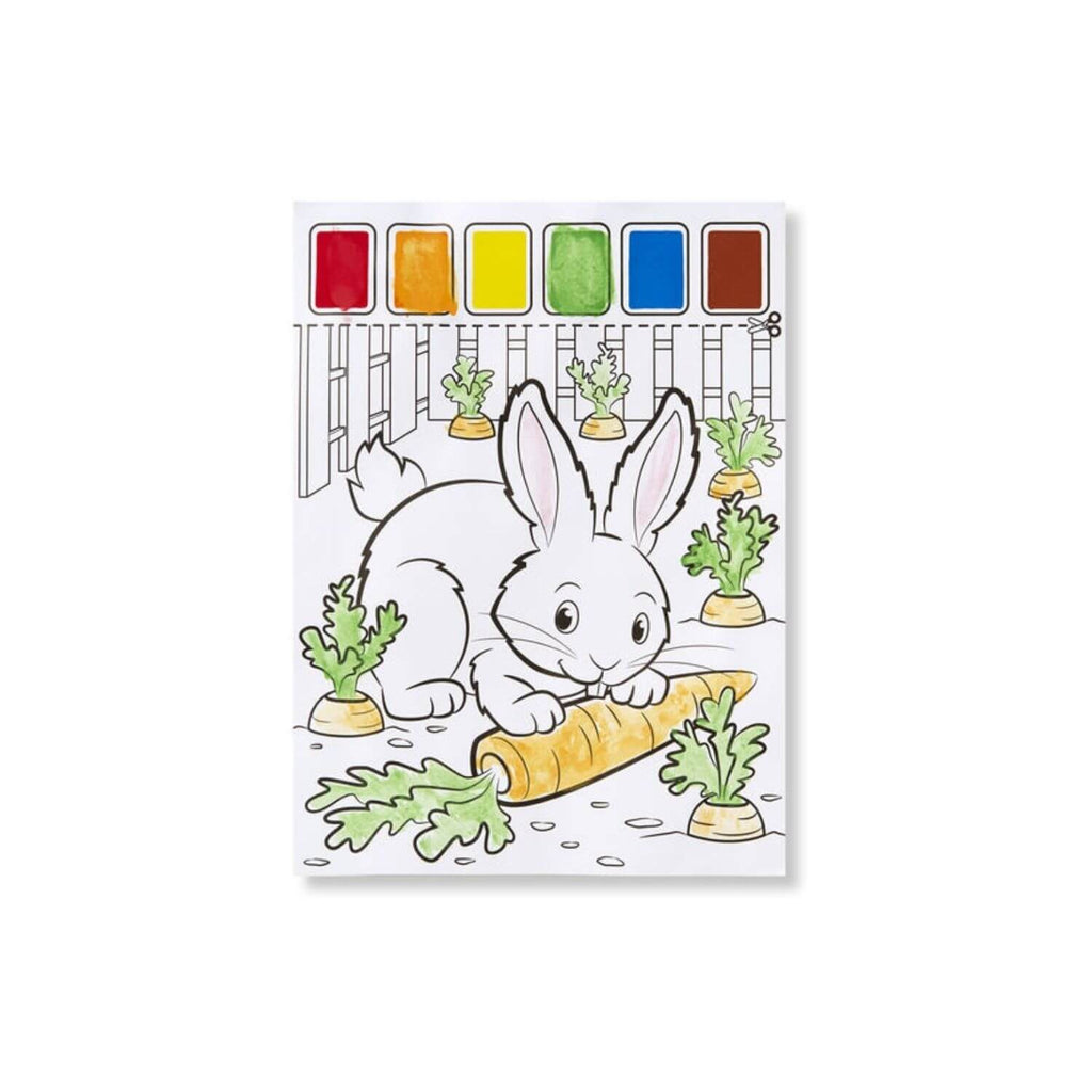Melissa & Doug Paint with Water - Farm Animals 3