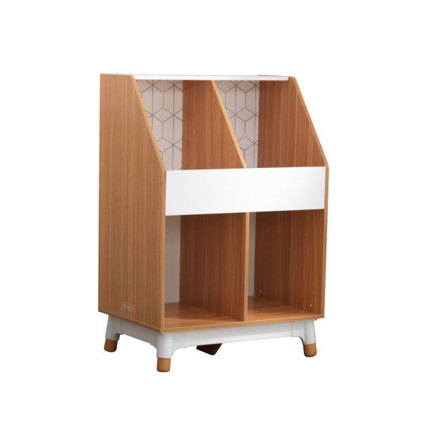 Mid-Century Kid™ Bin Storage Unit