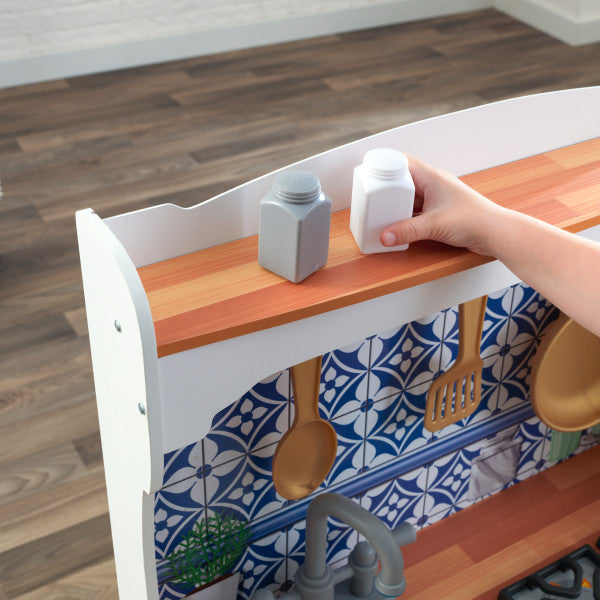 Mosaic Magnetic Play Kitchen