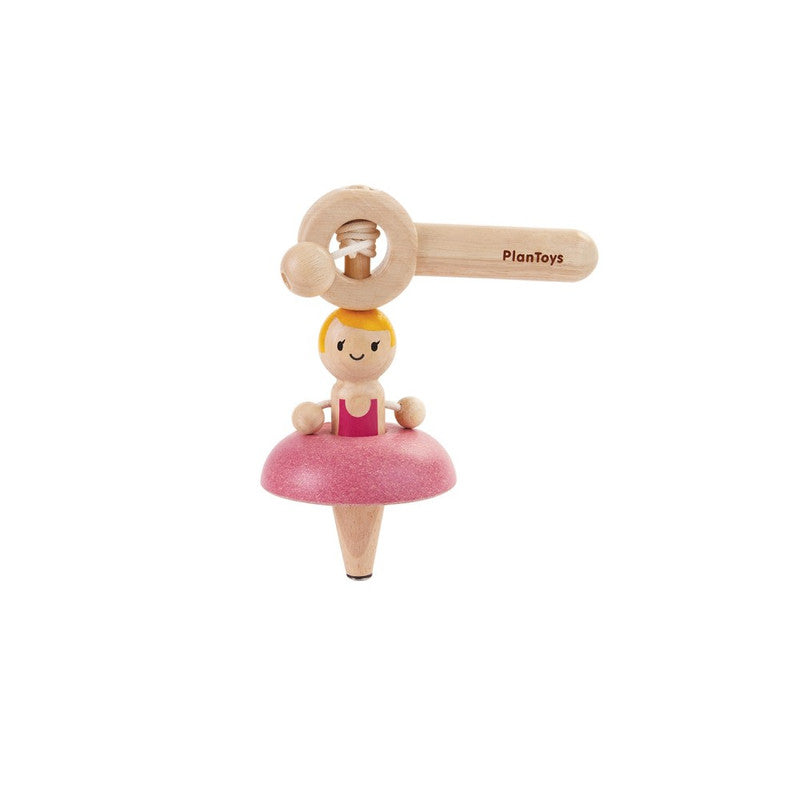 PlanToys Wooden Ballet Top