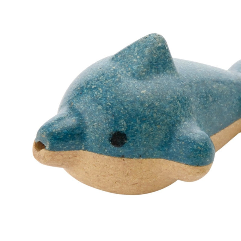 PlanToys Wooden Dolphin Whistle