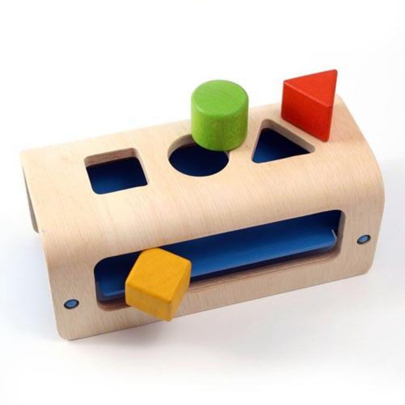 PlanToys Wooden Shape & Sort