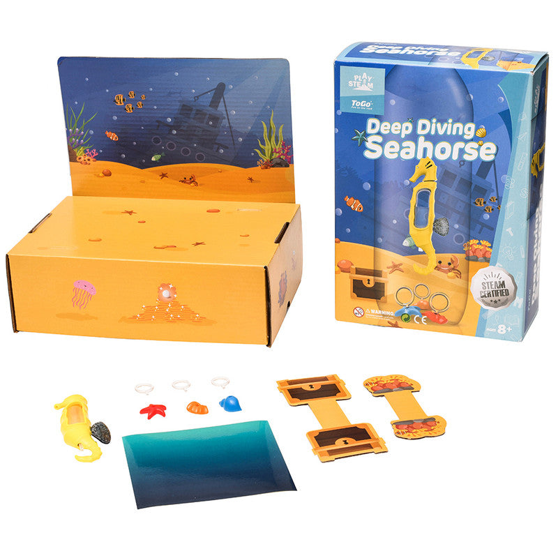 PlaySteam Deep Diving Seahorse