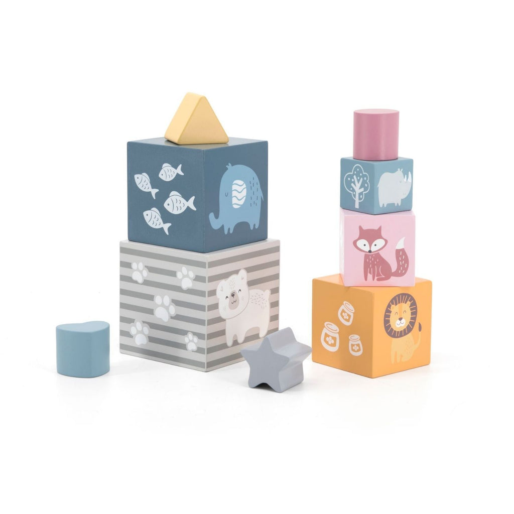 PolarB Nesting & Stacking Blocks 2