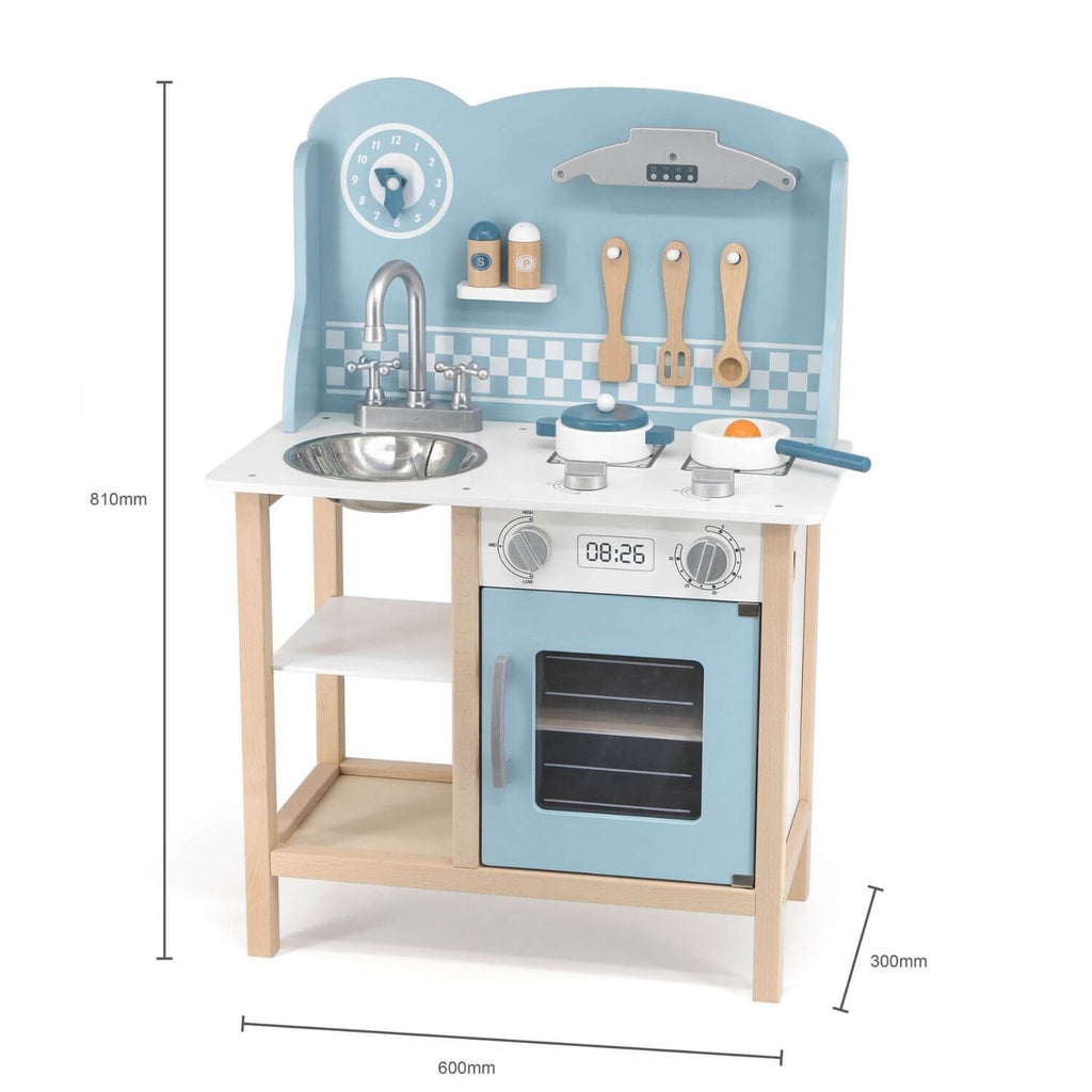 PolarB Pastel Blue Kitchen + Cooking Accessories 3