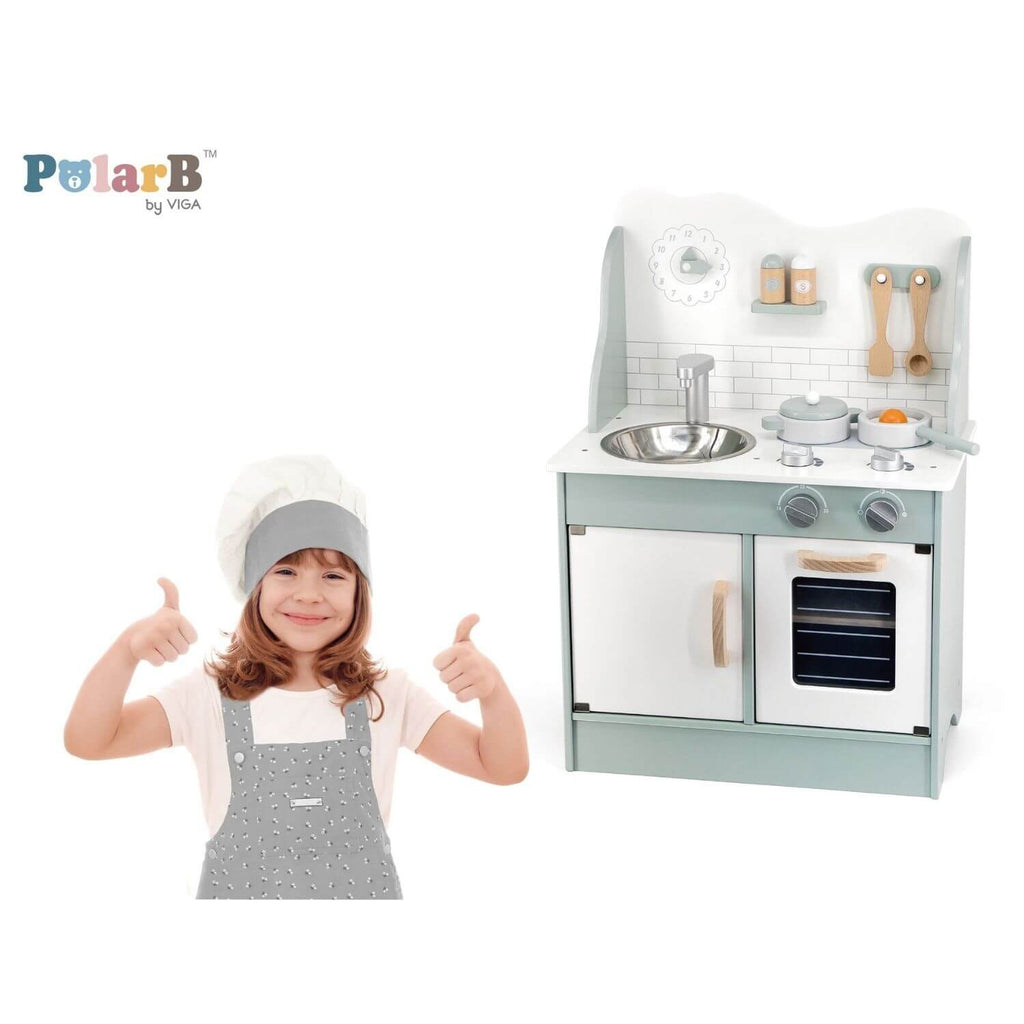 PolarB Pastel Green Kitchen + Cooking Accessories