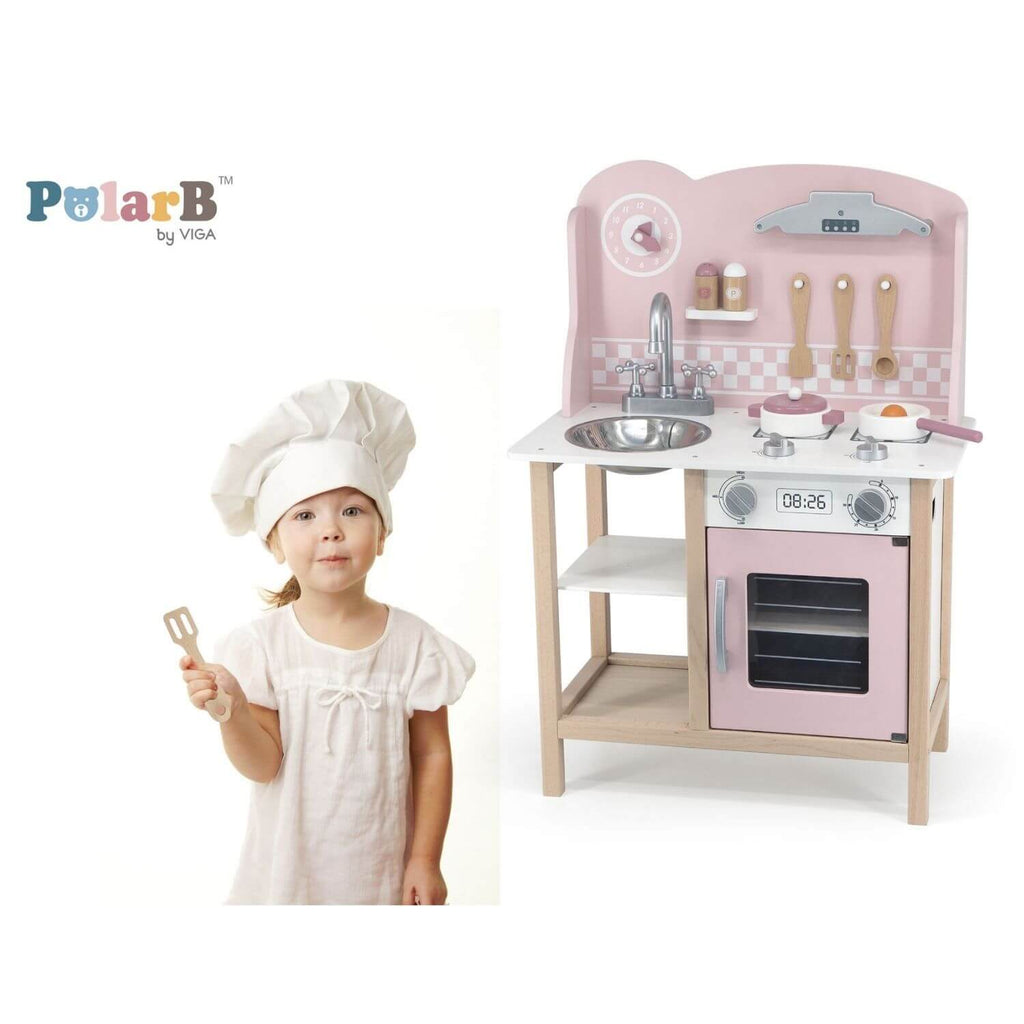 PolarB Pastel Pink Kitchen + Cooking Accessories 2