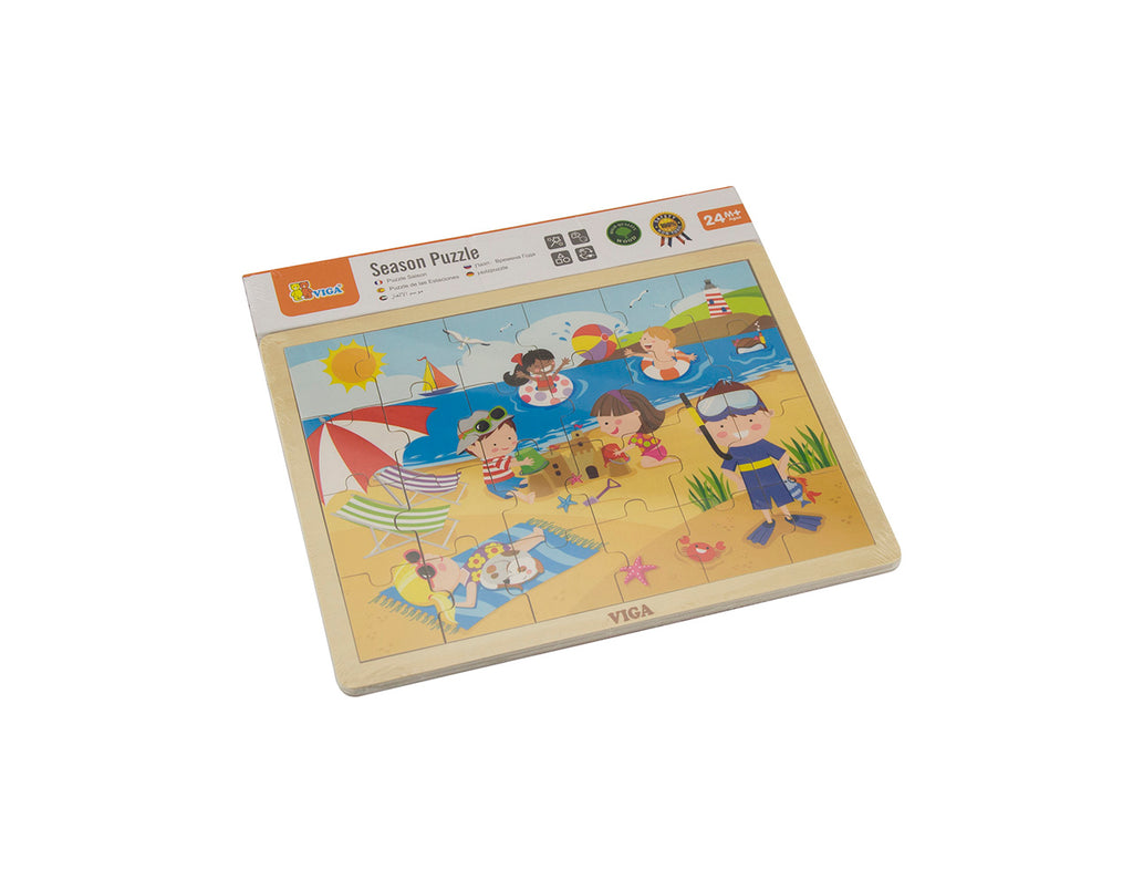 Viga Seasonal Puzzle - Summer