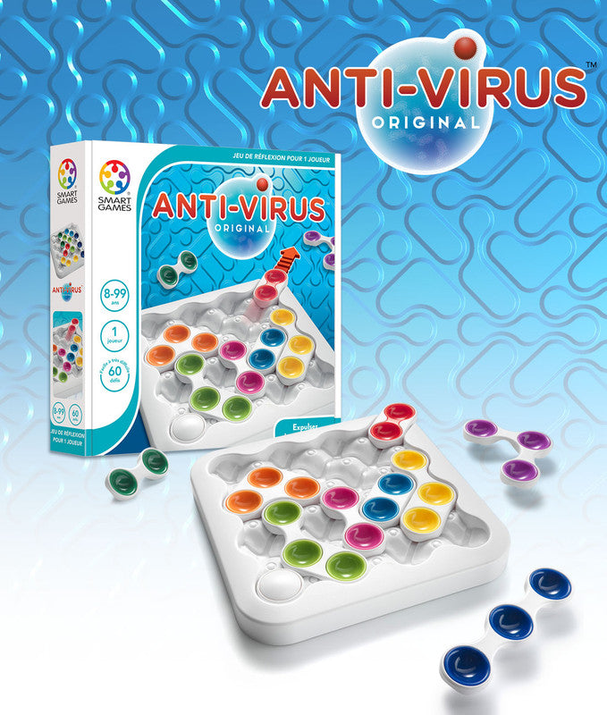 Smart Games Anti-Virus Original Board Game