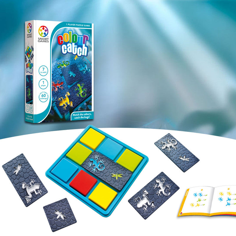 Smart Games Colour Catch Board Game