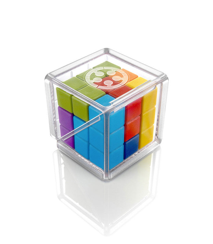 Smart Games Cube Puzzler Go Puzzle Game Featuring 80 Challenges