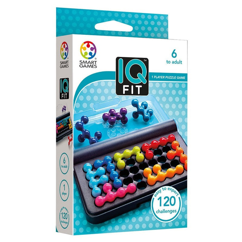 Smart Games IQ Fit Pocket Board Game