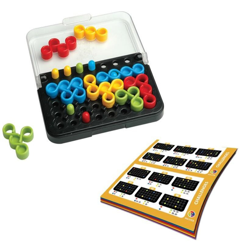 Smart Games IQ Twist Pocket Board Game