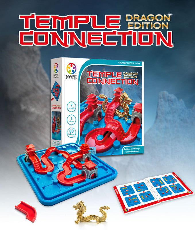 Smart Games Temple Connection Board Game
